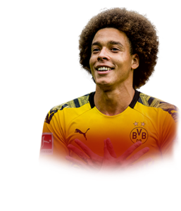 Axel Witsel FIFA 20 - 86 FUTMAS - Prices And Rating - Ultimate Team |  Futhead