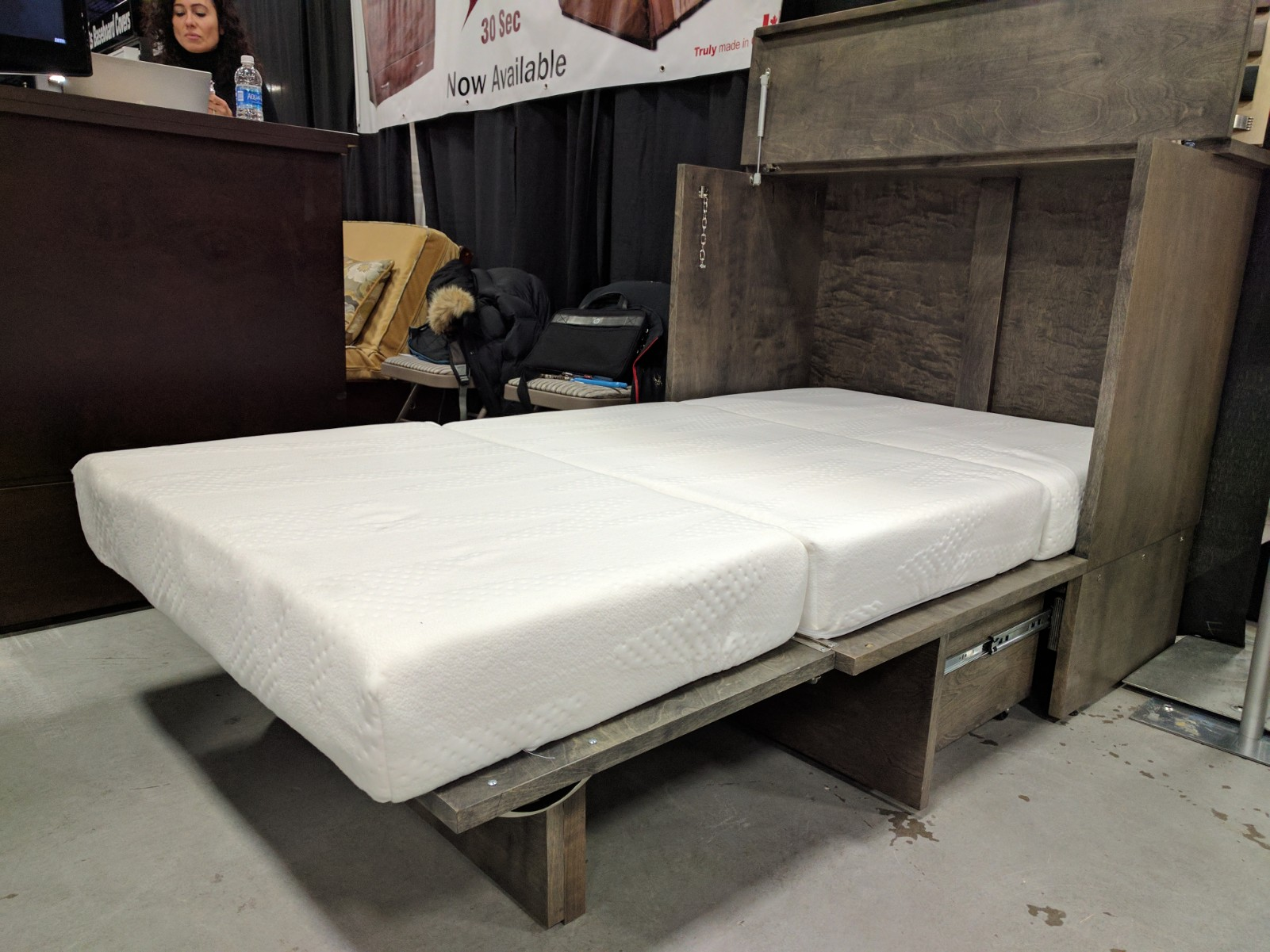 Stanley Cabinet Bed Murphy Bed By Cabinetbed