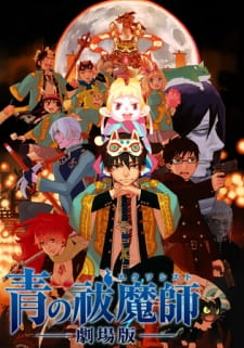 Ao no Exorcist Movie Sub Indo BD