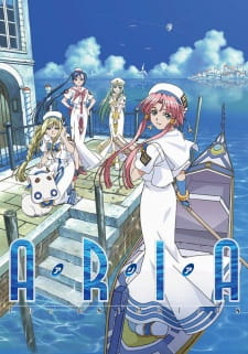 Aria The Animation Batch Sub Indo BD