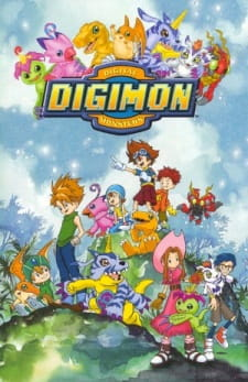 Digimon Adventure 01 Batch Sub Indo