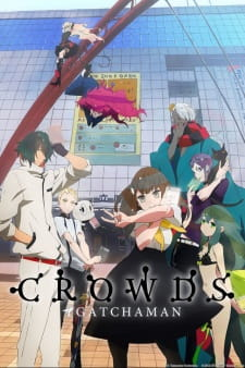 Gatchaman Crowds Batch Sub Indo BD