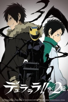 Durarara!!x2 Ten Batch Sub Indo BD