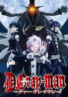 D.Gray-man Batch Sub Indo