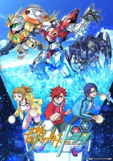 Gundam Build Fighters Try Batch Sub Indo