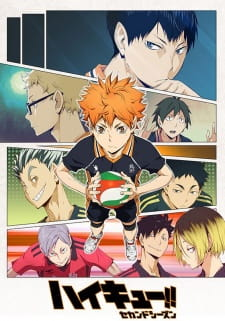 Haikyuu Season 2 Batch Sub Indo BD