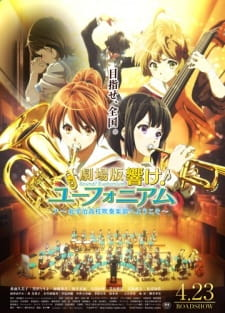 Hibike! Euphonium Movie 1 Sub Indo BD