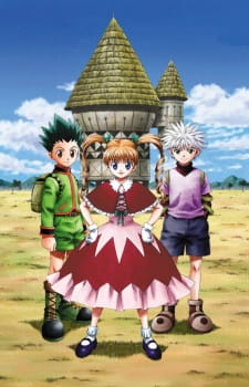 Hunter x Hunter Greed Island Batch Sub Indo