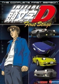 Initial D First Stage Batch Sub Indo