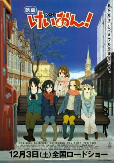 K-On Movie Sub Indo BD