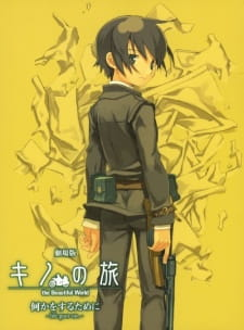 Kino no Tabi The Beautiful World - Nanika wo Suru Tame ni - Life Goes On Sub Indo