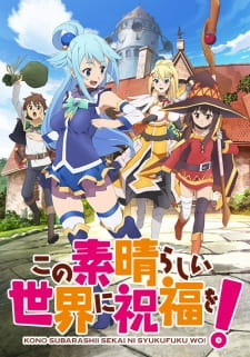 KonoSuba Season 1 Batch Sub Indo BD