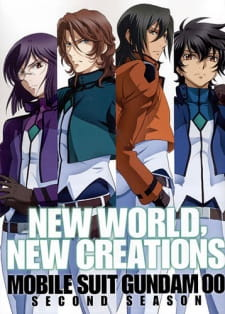 Mobile Suit Gundam 00 Season 2 Batch Sub Indo