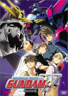 Mobile Suit Gundam Wing Remastered Batch Sub Indo