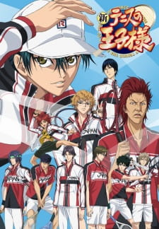 New Prince of Tennis Batch Sub Indo