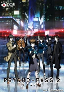 Psycho Pass Season 2 Batch Sub Indo BD