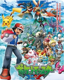 Pokemon XY Batch Sub Indo