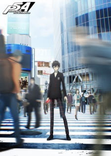 Persona 5 the Animation Batch Sub Indo