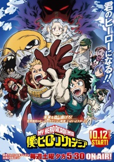 Boku no Hero Academia Season 4 Batch Sub Indo