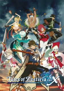 Tales of Zestiria the X Season 2 Batch Sub Indo