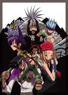 Shaman King Batch Sub Indo