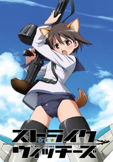 Strike Witches Season 1 Batch Sub Indo BD