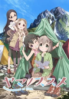 Yama no Susume Season 1 Batch Sub Indo BD