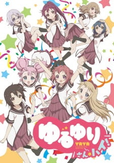 Yuru Yuri Season 3 Batch Sub Indo BD