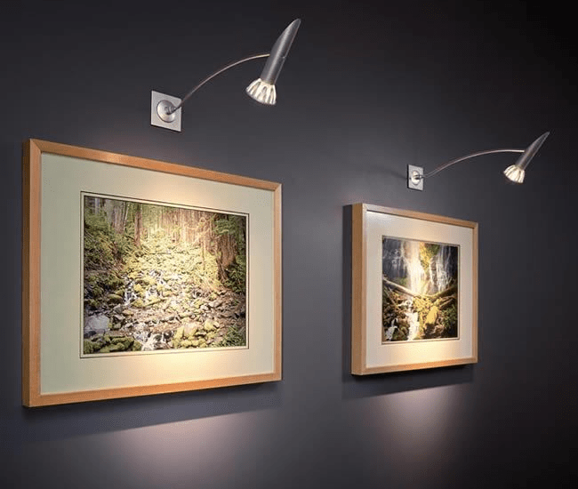 Fine Art Picture Lights