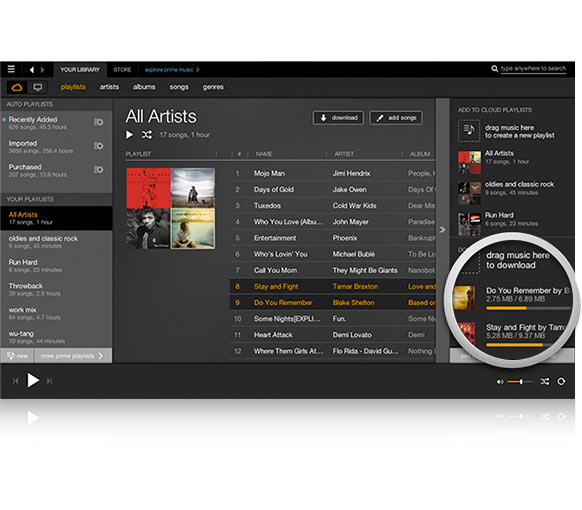 Amazon.com: Amazon Music with Prime Music [PC]: Software