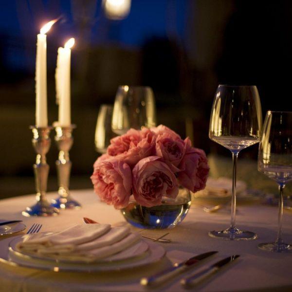 Bir kristal düğün kutlaması