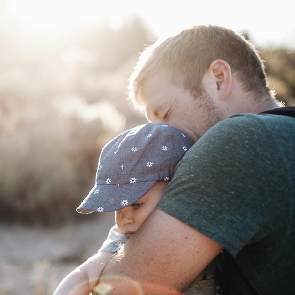 Père idéal pour le futur enfant