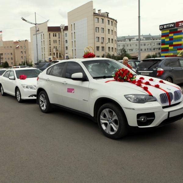 Wählen Sie ein Auto für eine Hochzeit