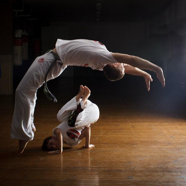 Schöne Kampfkunst