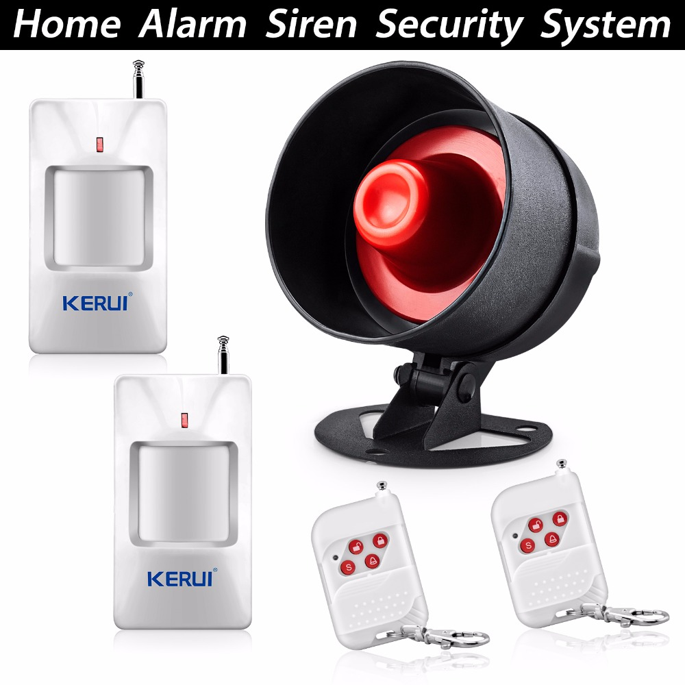 House Systems Top 10 Alarm