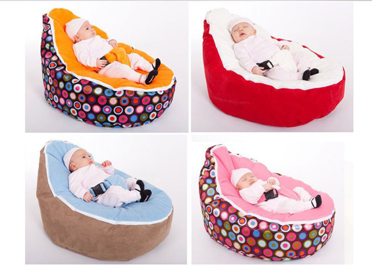 Pink,Pink NANAD Baby Sofa Seat Cartoon Seat Soft Sofa Chair Fashion Infant Baby Cute Seat Support Seat Soft Cotton Safety Travel Car Chair Infant School Chair Safety Sofa