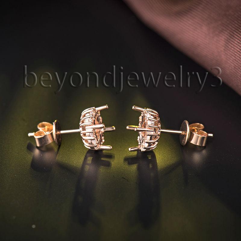 agujero 2,6mm joyas bricolaje DIY 1000 unidades ronda madera perlas 7x8mm marrón oscuro