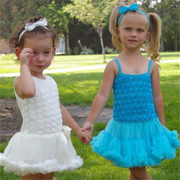2Y Baby Girls Turn Over Socquettes double volants blanc Organza Froncé nouveau-né
