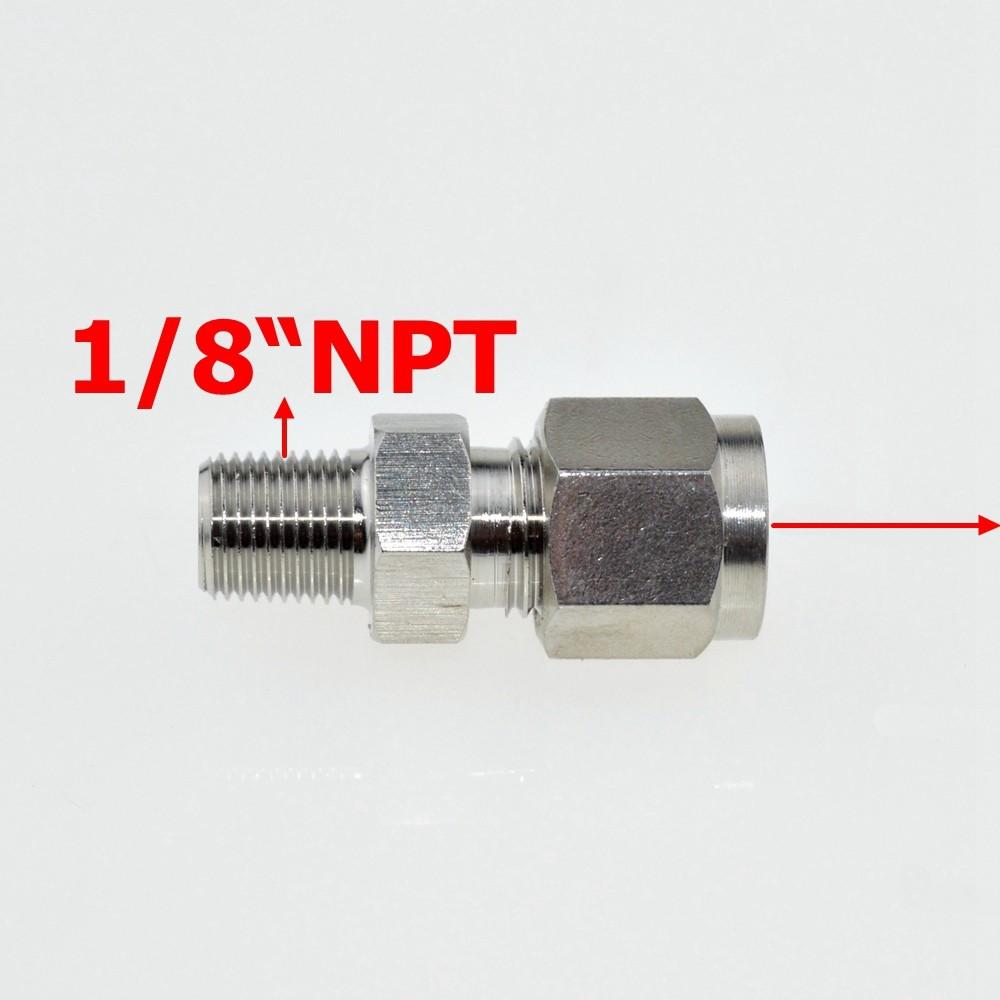 38 mm dia 1.5 mm épaisseur 304 Acier Inoxydable Main RAIL DE MONTAGE COUDE 4pcs