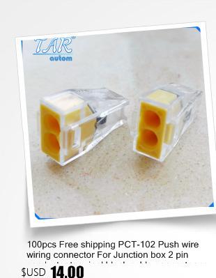 28 AWG 2.5 mm² 12 formas 14 AWG Bloque terminal de montaje en carril DIN 24 a empuje en