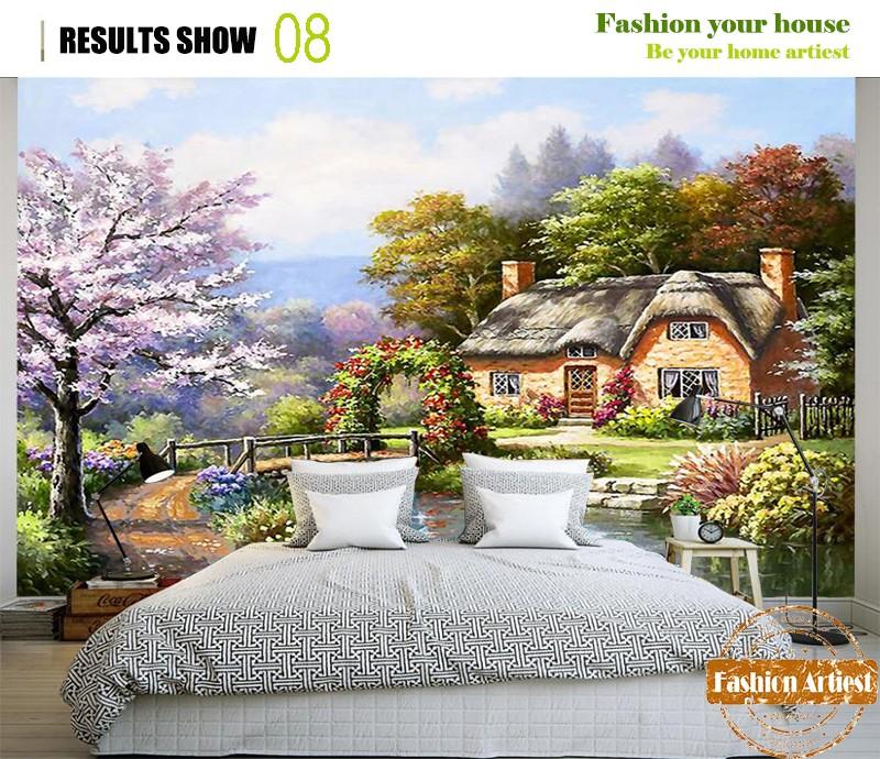 FS.17Pcs effet bois Multi Photo Cadre Photo Collage Mural Hang Set Home Decor