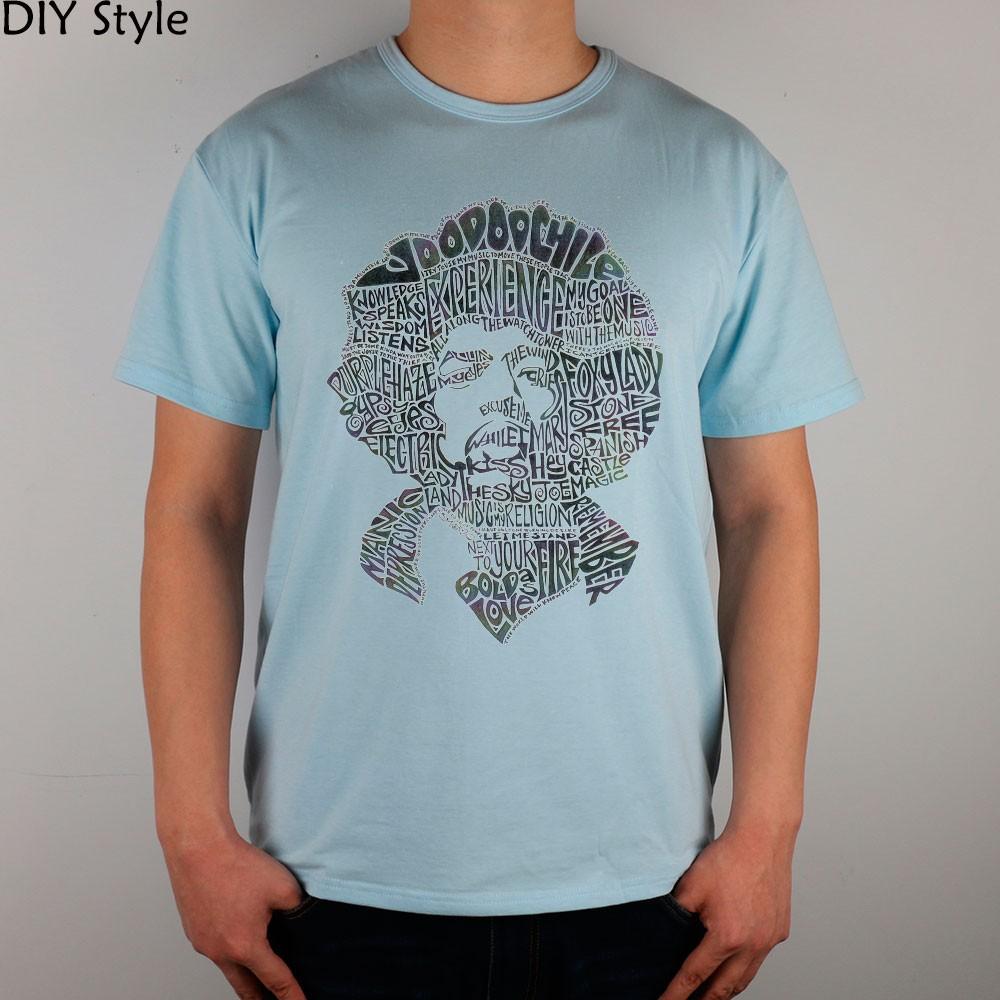 fe21ef9b6682e0 ⃝ROCK LEGENDA JIMI HENDRIX MUZYK T-shirt bawełna Lycra top 10967 ...
