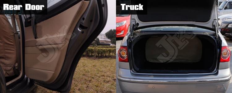 12 metros universal coche ajuste del borde de goma u sello van camión embarcación puerta Bonnet Boot