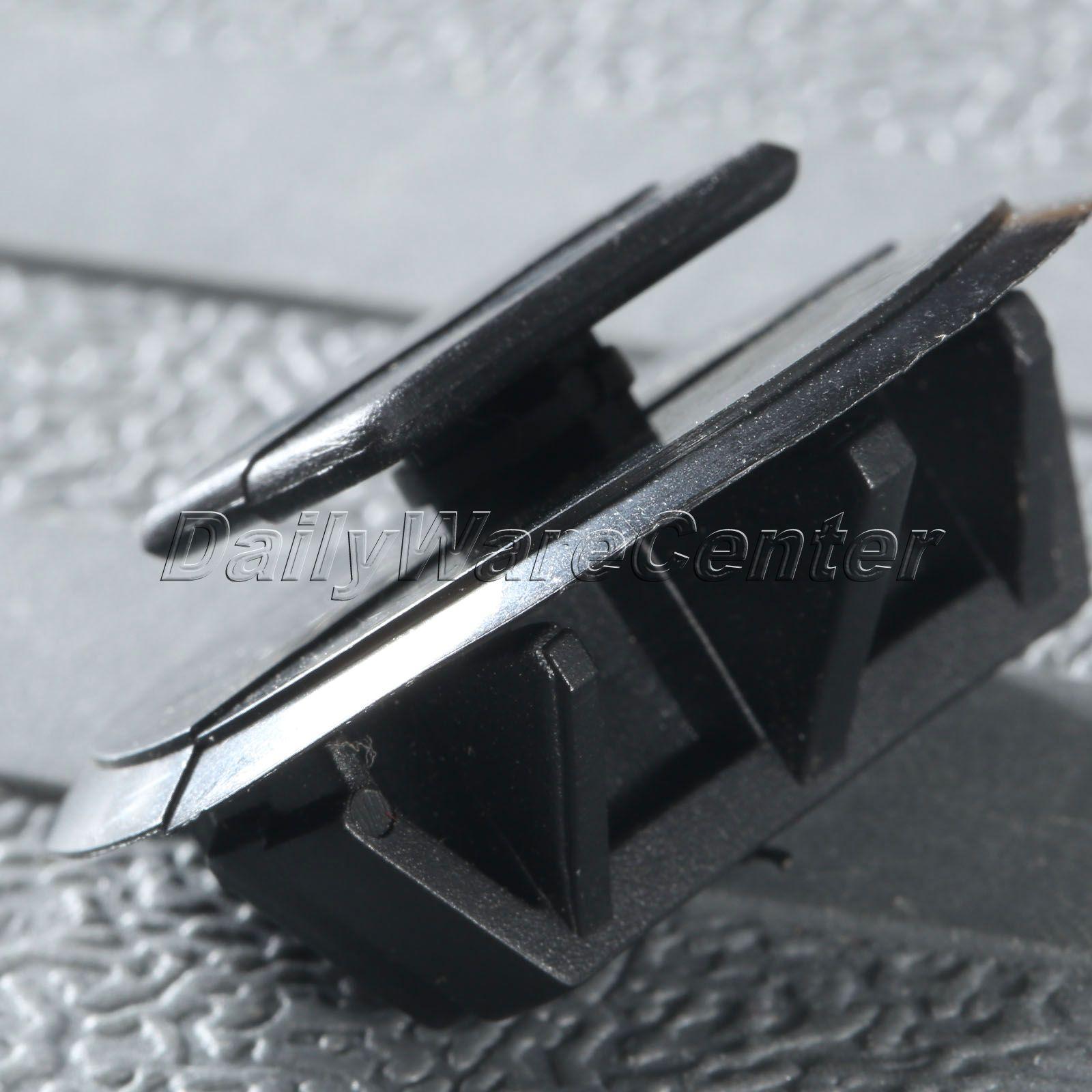 LX anillo del encendedor de cigarrillos aluminio pulido cromo BMW e36