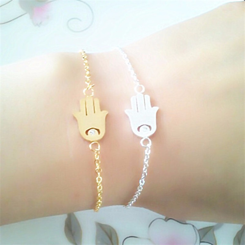 d7d6abc9b ღ ღDIANSHANGKAITUOZHE Fashion Gold Silver Bracelet Men Jewelry ...