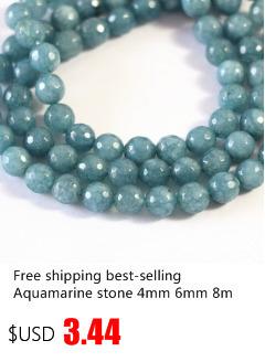 Obsidian snowflake Gemme strang 40cm environ 90 cycle perles 4mm Noir//Gris