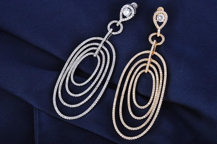 Authentic 24k or Jaune 12pcs Ovale Perles Tricot Bracelet 16.5 cm Longueur