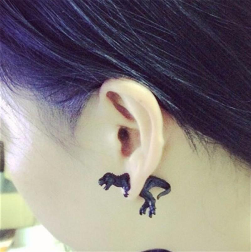 mode Boucles d/'oreilles CZ Fleur Cartilage Boucle d/'oreille élégante oreille balaie oreille alpinistes
