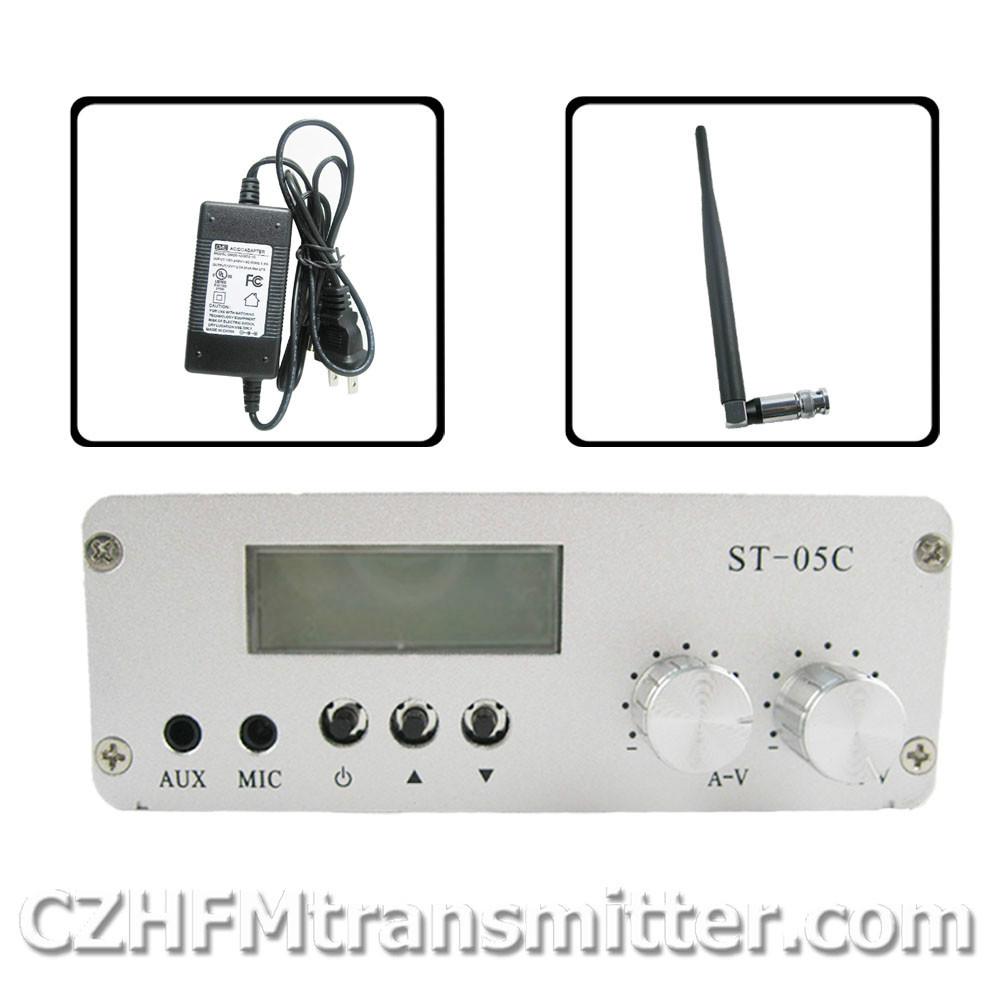 Fm Transmitter Home Stereo