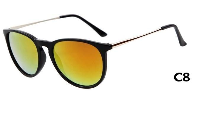 8c625d5de ✓G1 ماركة المعادن الساقين رقيقة خمر النظارات الشمسية سيدات امرأة a ...